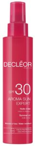 Decleor Summer Oil Spf 30 Body & Hair