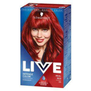 SCHWARZKOPF LIVE Color XXL #35 Real Red