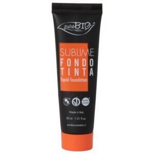 puroBIO Cosmetics Sublime Liquid Foundation